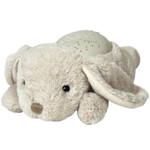 Twilight Buddies - Veilleuse lapin projetant 3 constellations réalistes
