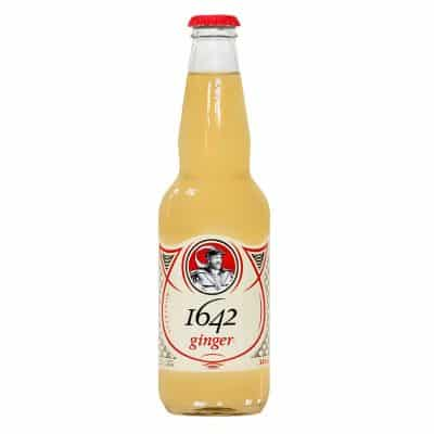 1642 Ginger - Soda au gingembre