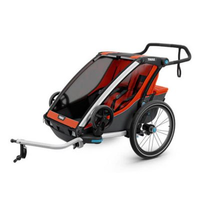 Thule Chariot Cross - Remorque multisports double