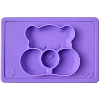 Napperon-assiette Care Bears par Ezpz