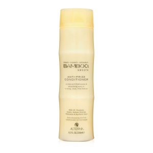 Revitalisant Anti-Frizz - Anti-frisottis & Réparateur - Gamme Bamboo Lissage Alterna