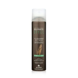 Shampoing sec Translucide - Feuille de Bambou - Gamme Bamboo Style Alterna