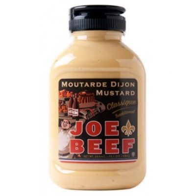 Moutarde de Dijon Joe Beef - Produit du terroir